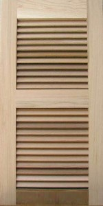 Legends Wood Shutter Sample
