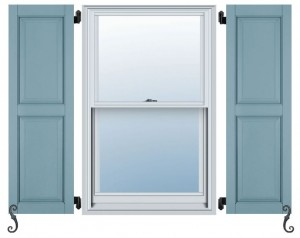 Atlantic Architectural Collection - Raised Panel Shutters