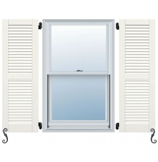 Atlantic Pro Series - Faux Louvered Shutters