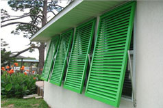 Shop Aluminum Shutters