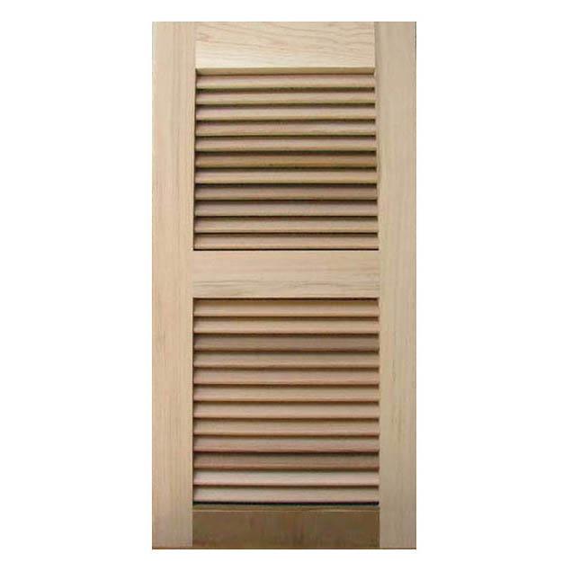 Wood Shutter Sample