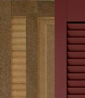Awesome Composite Exterior Shutters With Exterior Wood Shutters For Sale