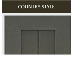 Country Style Shutters