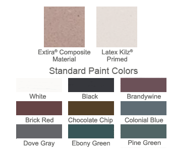 Standard Composite Colors