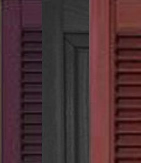 Exterior Shutters Window And House Shutters Decorative
