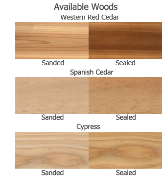 Types of Wood Shutters