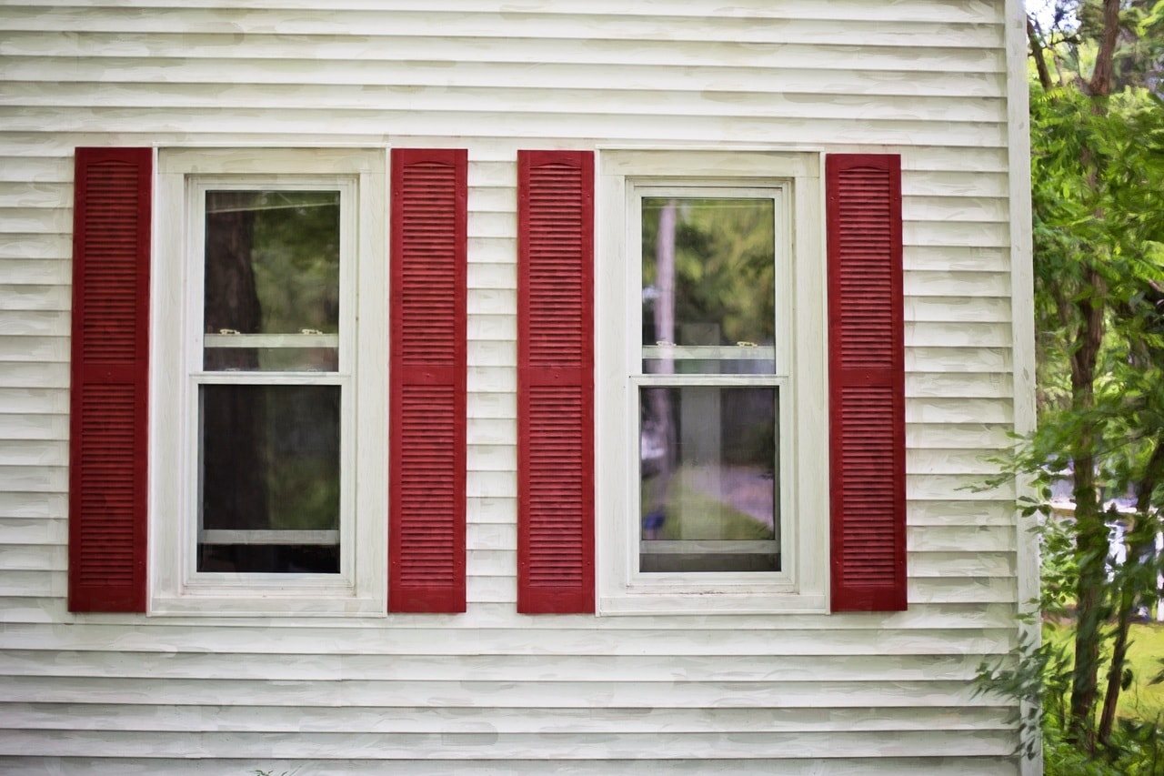 10 benefits of interior and exterior window shutters - Decorative window shutters exterior ...