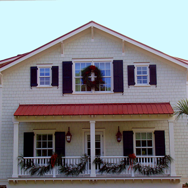 The guide in painting your exterior shutters