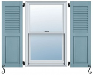 Atlantic Architectural Collection - Combination Shutters