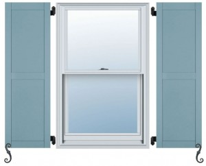 Atlantic Architectural Collection - Flat Panel Shutters