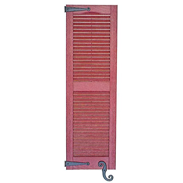 Decorative Shutter Hardware