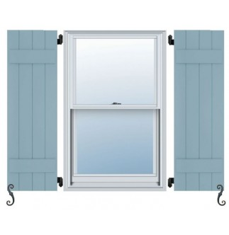 Atlantic Classic Collection - Board & Batten Shutters
