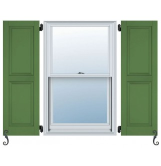 Atlantic Classic Collection - Raised Panel Shutters