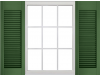 Atlantic Architectural Collection - Louvered Shutters