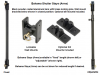 Bahama Shutter Stays (Arms)