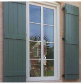 Legends Composite Board & Batten Shutters