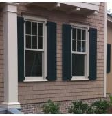 Legends Composite Louvered Shutters