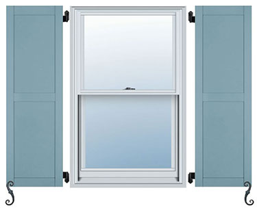 Architectural---Flat-Panel-Pair-(Window)