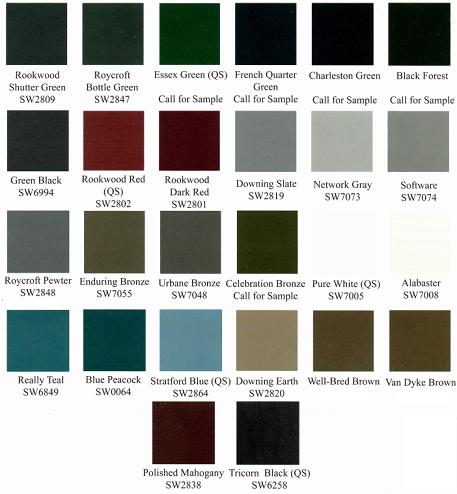 Prem Comp Colors
